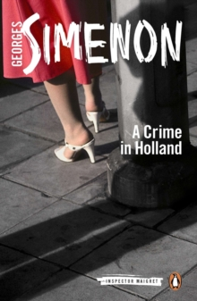 A Crime In Holland,, Paperback Book