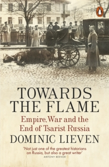 Towards The Flame, Paperback Book