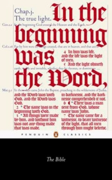 The Bible : King James Version with the Apocrypha, Paperback
