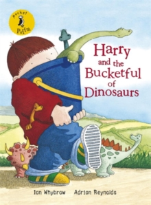 Harry and the Bucketful of Dinosaurs, Paperback