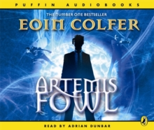 Artemis Fowl, CD-Audio