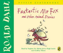 """Fantastic Mr Fox"" and Other Animal Stories, CD-Audio Book"