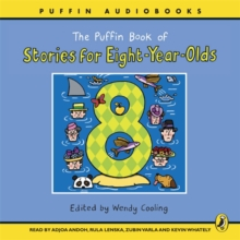 The Puffin Book of Stories for Eight-year-olds, CD-Audio