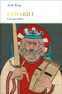 Edward I (Penguin Monarchs), Hardback Book