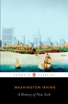 A History of New York, Paperback