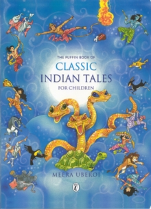 The Puffin Book of Classic Indian Tales for Children, Hardback