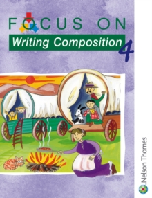 Focus on Writing Composition - Pupil Book 4, Paperback