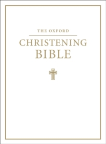The Oxford Christening Bible (Authorized King James Version), Leather / fine binding Book