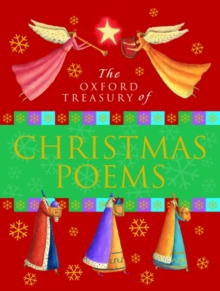 The Oxford Treasury of Christmas Poems, Paperback