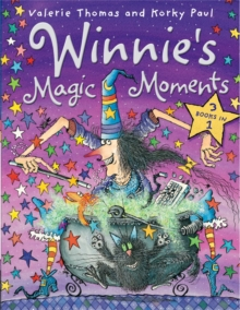 Winnie's Magic Moments, Paperback