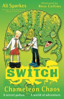 S.W.I.T.C.H 8:Chameleon Chaos, Paperback Book
