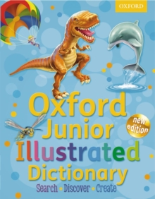 Oxford Junior Illustrated Dictionary, Paperback