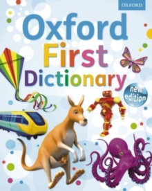 Oxford First Dictionary, Paperback