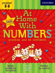 At Home With Numbers, Paperback