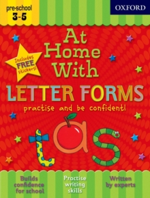 At Home With Letter Forms, Paperback