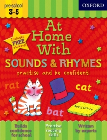 At Home With Sounds & Rhymes, Paperback