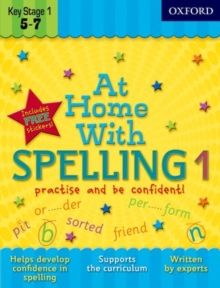 At Home with Spelling 1, Paperback
