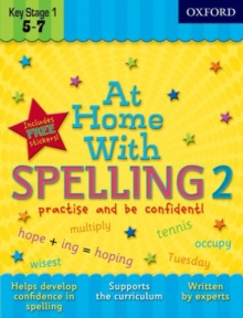 At Home with Spelling 2, Paperback