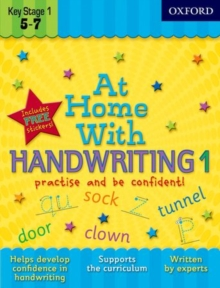 At Home with Handwriting 1, Paperback Book