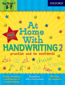 At Home with Handwriting 2, Paperback Book