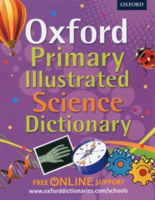 Oxford Primary Illustrated Science Dictionary, Mixed media product Book