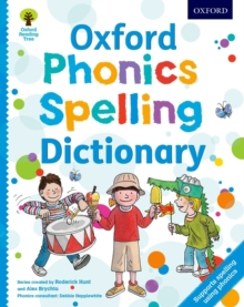 Oxford Phonics Spelling Dictionary, Paperback