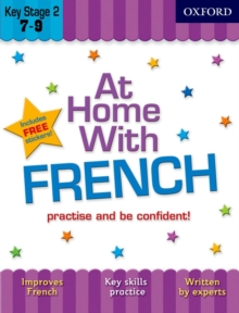 At Home with French (7-9), Paperback Book