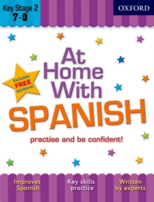 At Home with Spanish (7-9), Paperback