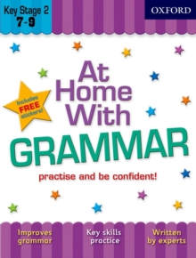At Home with Grammar (7-9), Paperback