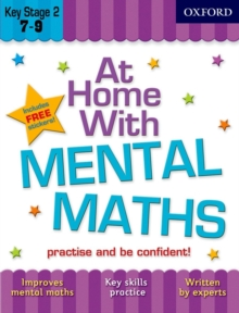 At Home with Mental Maths (7-9), Paperback