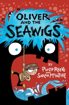Oliver and the Seawigs, Hardback Book