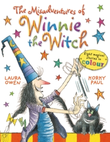 The Misadventures of Winnie the Witch, Paperback
