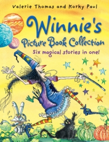 Winnie's Picture Book Collection, Hardback