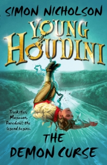 Young Houdini: The Demon Curse, Paperback Book