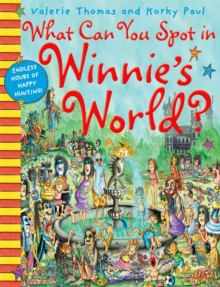 What Can You Spot in Winnie's World?, Paperback Book