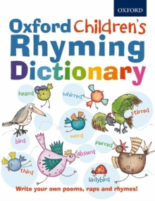 Oxford Children's Rhyming Dictionary, Mixed media product