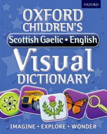Oxford Children's Scottish Gaelic-English Visual Dictionary, Paperback