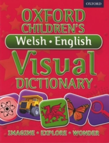Oxford Children's Welsh-English Visual Dictionary, Paperback