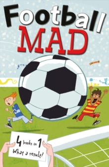 Football Mad 4-in-1, Paperback