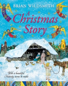 A Christmas Story with Nativity Set, Hardback