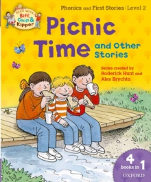 Oxford Reading Tree Read with Biff, Chip and Kipper: Level 2: Picnic Time and Other Stories, Paperback Book