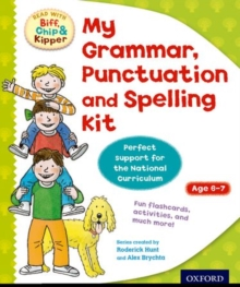 Oxford Reading Tree: Read with Biff, Chip and Kipper: My Grammar, Punctuation and Spelling Kit, Mixed media product