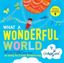 What a Wonderful World Book and CD, Mixed media product Book