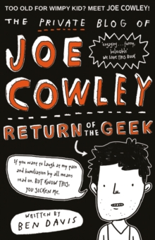 The Private Blog of Joe Cowley: Return of the Geek, Paperback