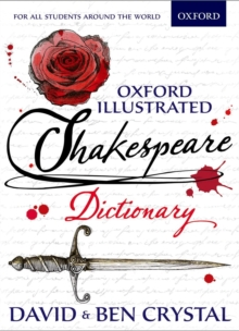 Oxford Illustrated Shakespeare Dictionary, Paperback