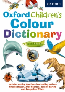 Oxford Children's Colour Dictionary, Paperback