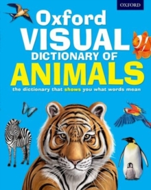Oxford Visual Dictionary of Animals, Paperback