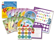 Oxford Reading Tree Songbirds: Levels 1+ and 2: Get Started with Julia Donaldson's Phonics Story Collection, Mixed media product