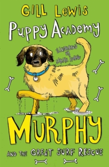 Puppy Academy: Murphy and the Great Surf Rescue, Paperback