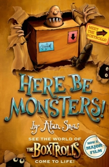Here be Monsters, Paperback